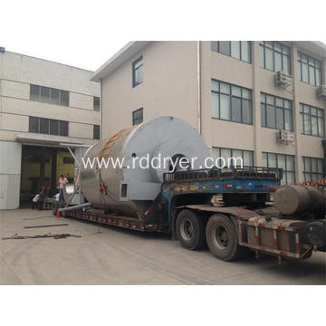 Vertical Installation Spray Drying Machine for Instant Juice Food Powder